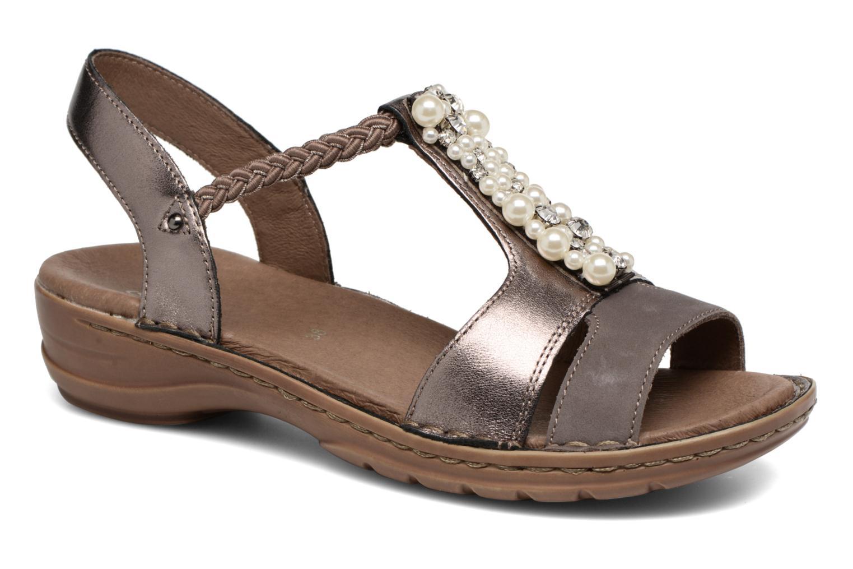 Ara Hawai 27203 (Marron) - Sandales et nu-pieds chez Sarenza (322302)