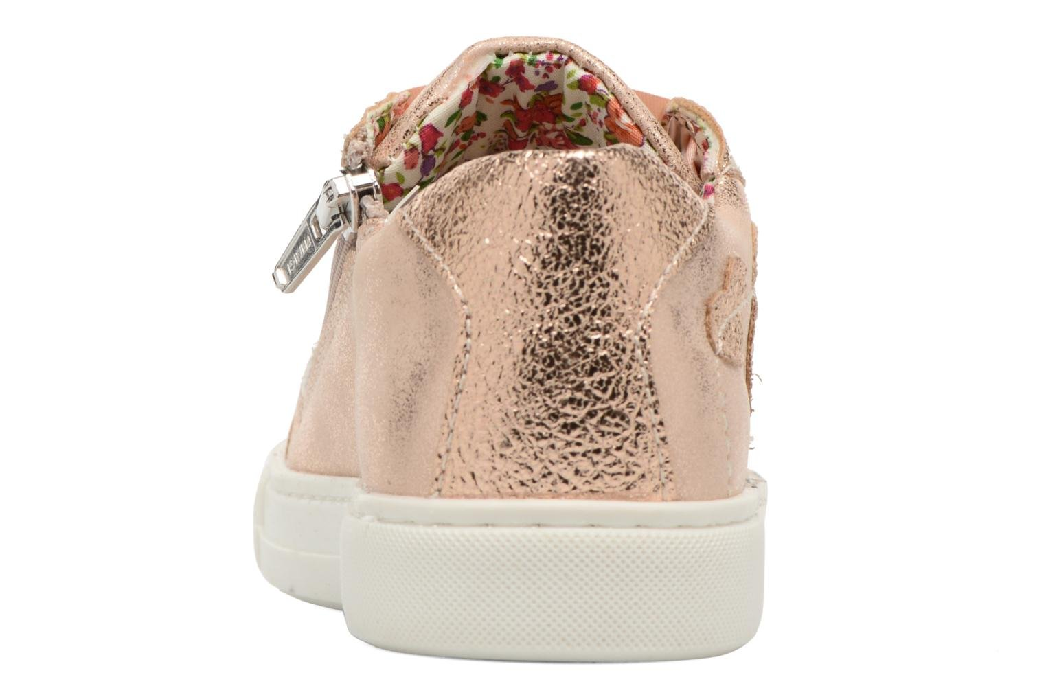 Trainers Primigi Pupetta Pink view from the right