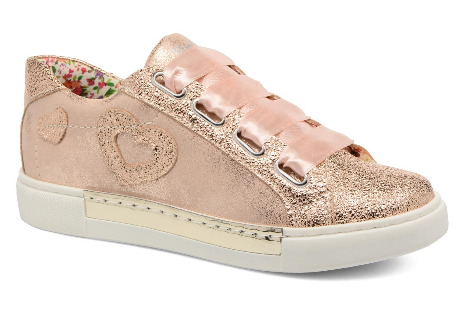 Trainers Primigi Pupetta Pink detailed view/ Pair view