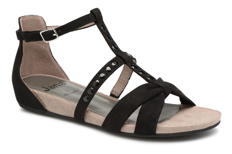 Marques Chaussure femme Jana shoes femme Vivena Black