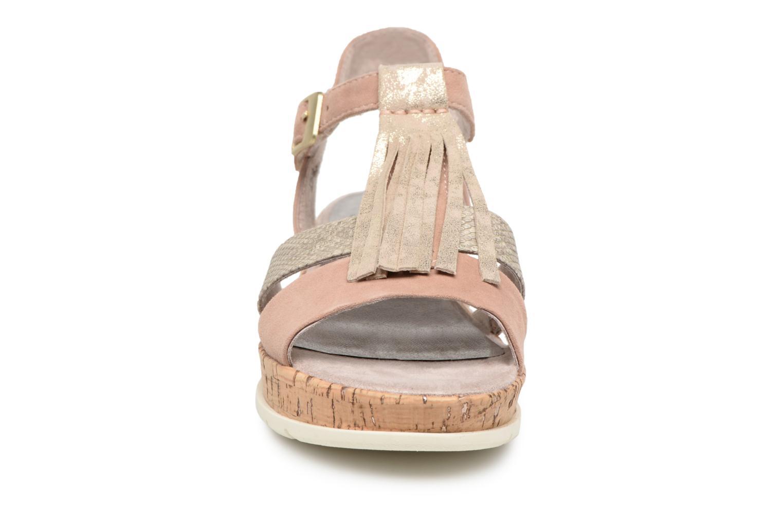 Zapatos promocionales Jana shoes Cristi (Beige) - Sandalias   Cómodo y bien parecido