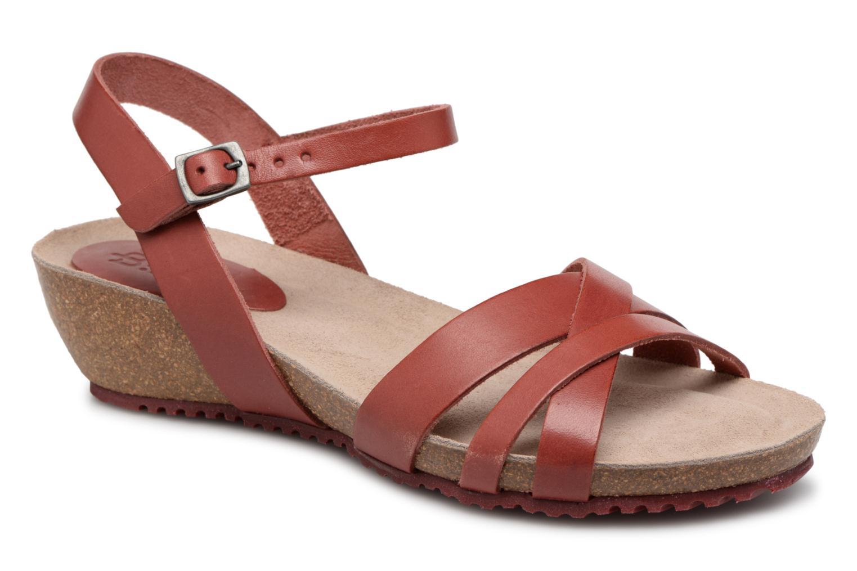 Grandes descuentos últimos zapatos TBS Sabinne-C7416 (Vino) - Sandalias Descuento