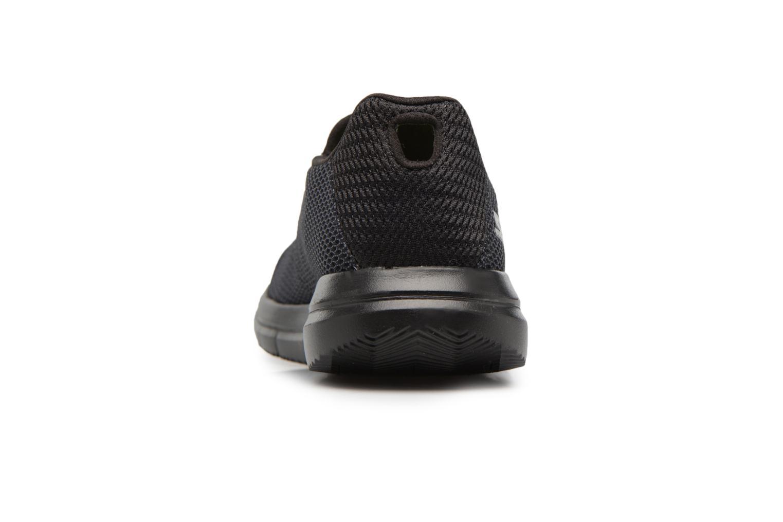 Baskets Skechers Go Flex 2-Completion Noir vue droite