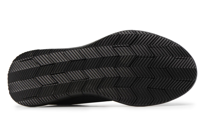 Baskets Skechers Go Flex 2-Completion Noir vue haut