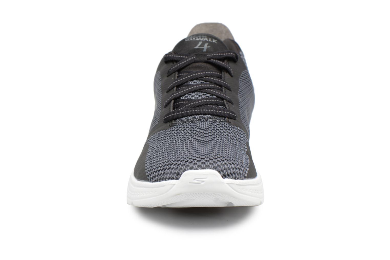 Sneakers Skechers Go Walk 4-Elect Sort se skoene på