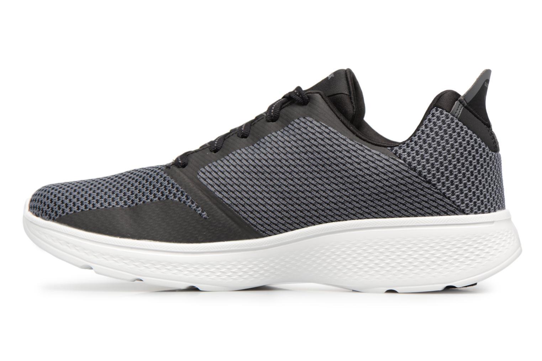 Sneakers Skechers Go Walk 4-Elect Sort se forfra