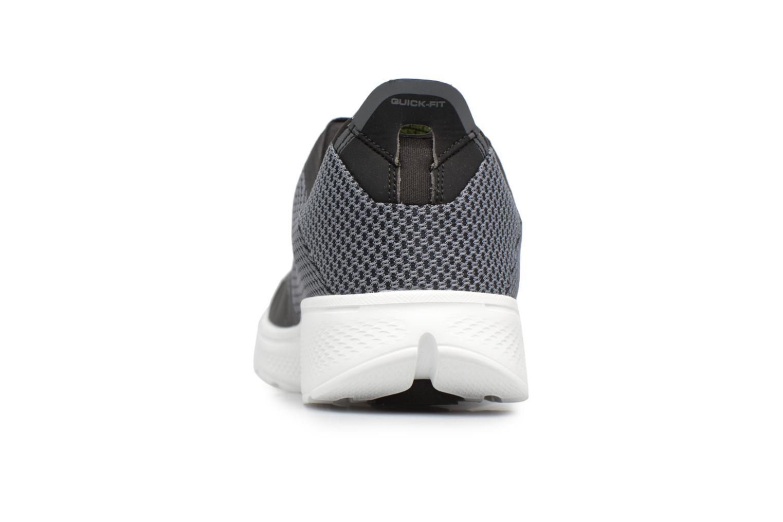 Sneakers Skechers Go Walk 4-Elect Sort Se fra højre