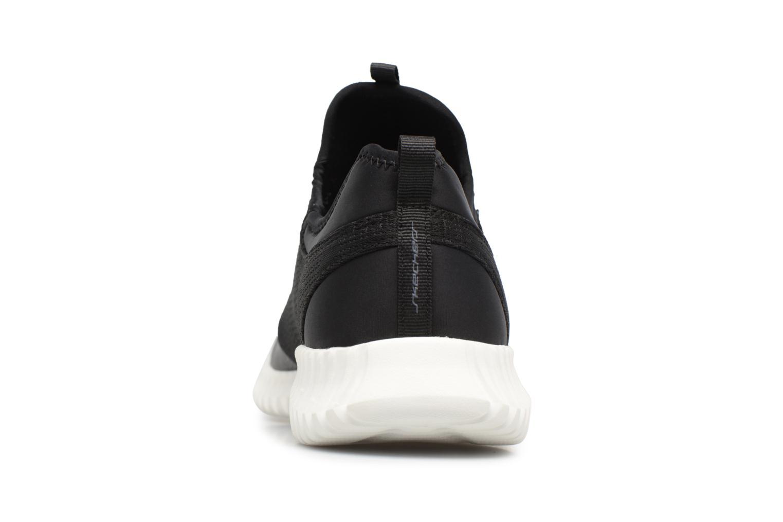 Baskets Skechers Elite Flex-Lasker Noir vue droite