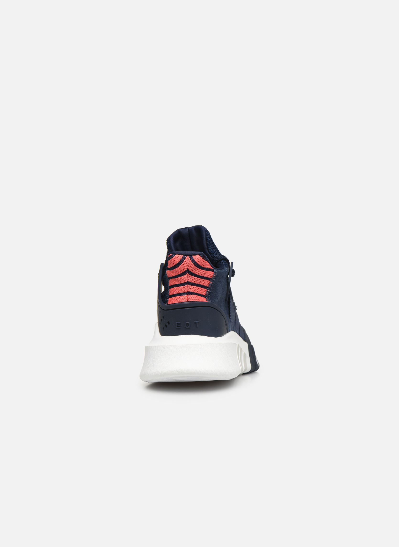 Baskets Adidas Originals Eqt Bask Adv J Bleu vue droite