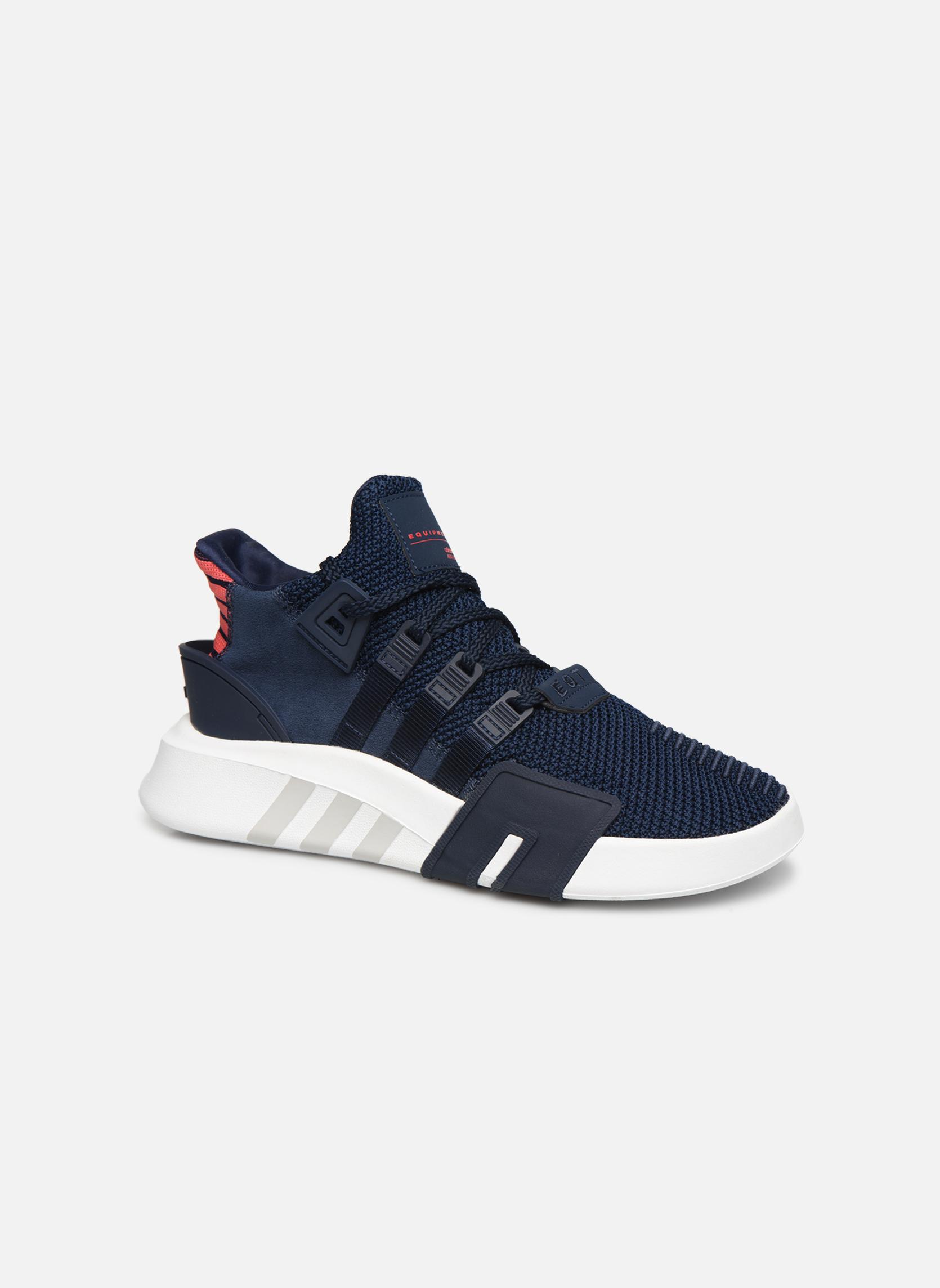 Grisun/Grisun/Souver Adidas Originals Eqt Bask Adv J (Gris)