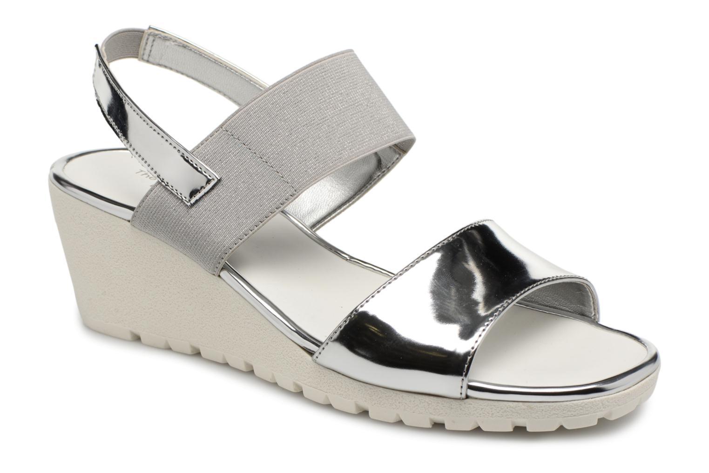 Grandes descuentos últimos zapatos The Flexx Bia (Plateado) - Sandalias Descuento