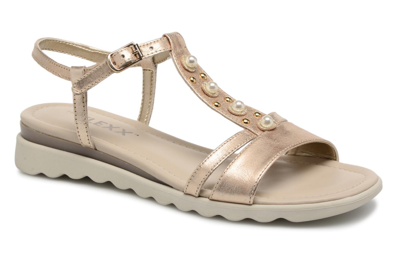 Grandes descuentos últimos zapatos The Flexx Cut Me (Oro y bronce) - Sandalias Descuento