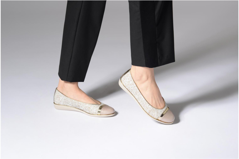 Zapatos promocionales The Flexx Rise A Line (Oro y bronce) - Bailarinas   Gran descuento