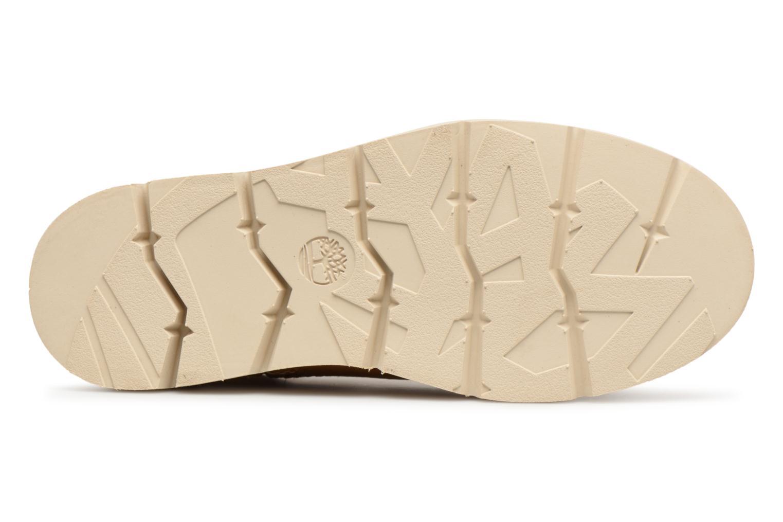 """Stiefeletten & Boots Timberland Radford 6"""" Boot Kids braun ansicht von oben"""