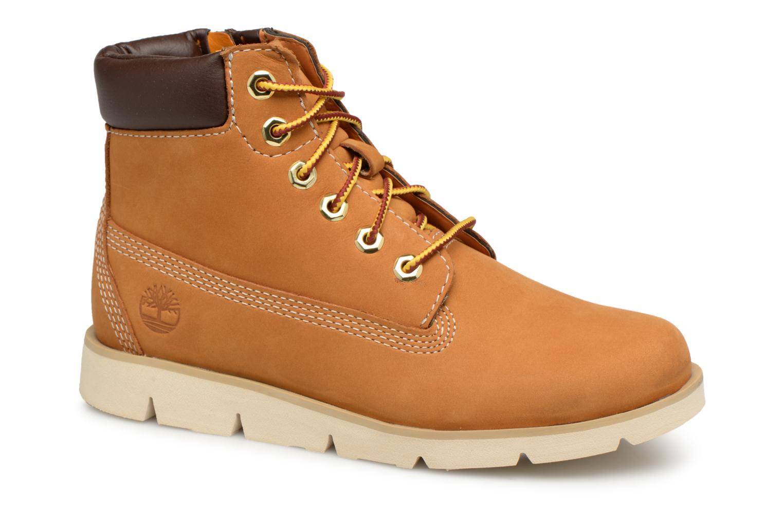"""Stiefeletten & Boots Timberland Radford 6"""" Boot Kids braun detaillierte ansicht/modell"""