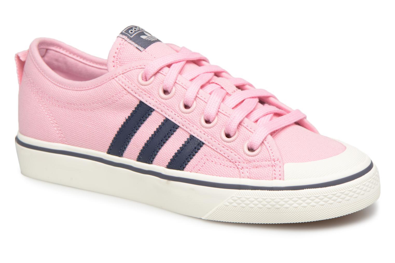 Recortes de precios estacionales, beneficios de descuento Adidas Originals NIZZA W (Rosa) - Deportivas en Más cómodo
