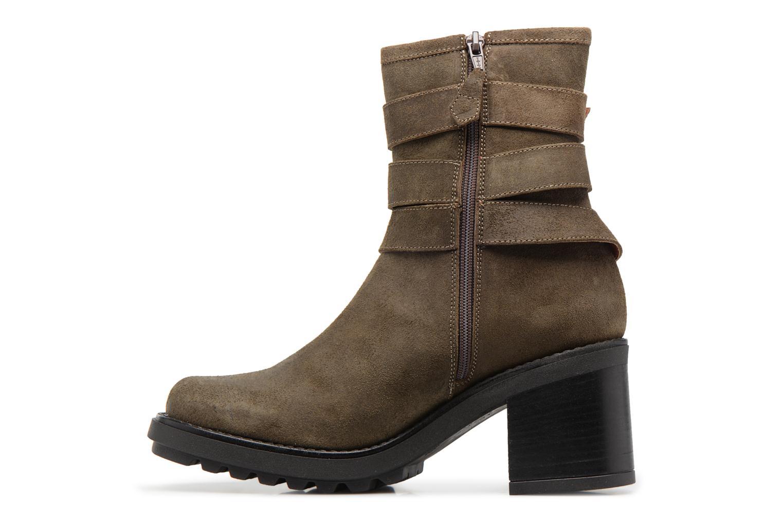 Bottines et boots Elizabeth Stuart ROTZ 316 Vert vue face