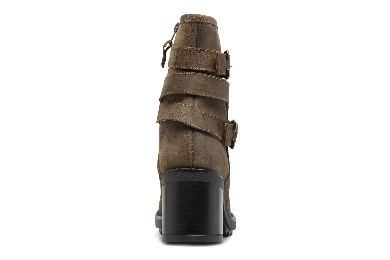 Bottines et boots Elizabeth Stuart ROTZ 316 Vert vue droite