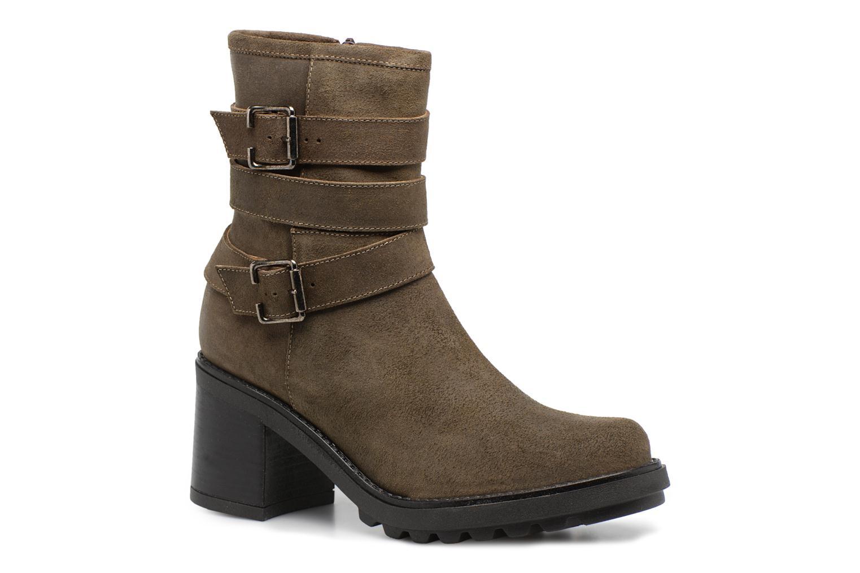 Bottines et boots Elizabeth Stuart ROTZ 316 Vert vue détail/paire