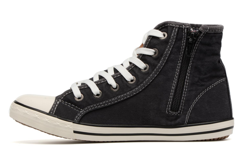 Baskets Mustang shoes Mejob 1099502 Noir vue face