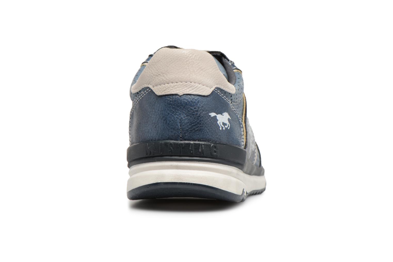 Mustang shoes Vlois Blauw Goedkope Breed Scala Aan alruKZjo4