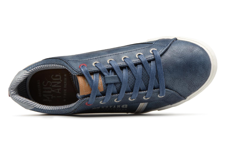 Dunkelblau 800 Mustang shoes Livano (Bleu)