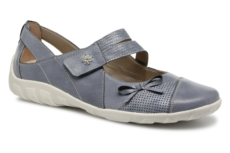 Zapatos promocionales Remonte Rae R3428 (Azul) - Bailarinas   Cómodo y bien parecido