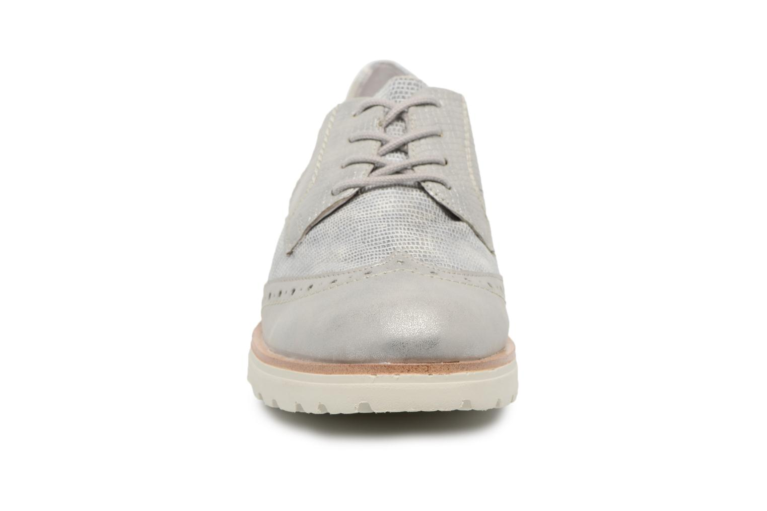 Lace-up shoes Remonte Nearra R1912 Grey model view
