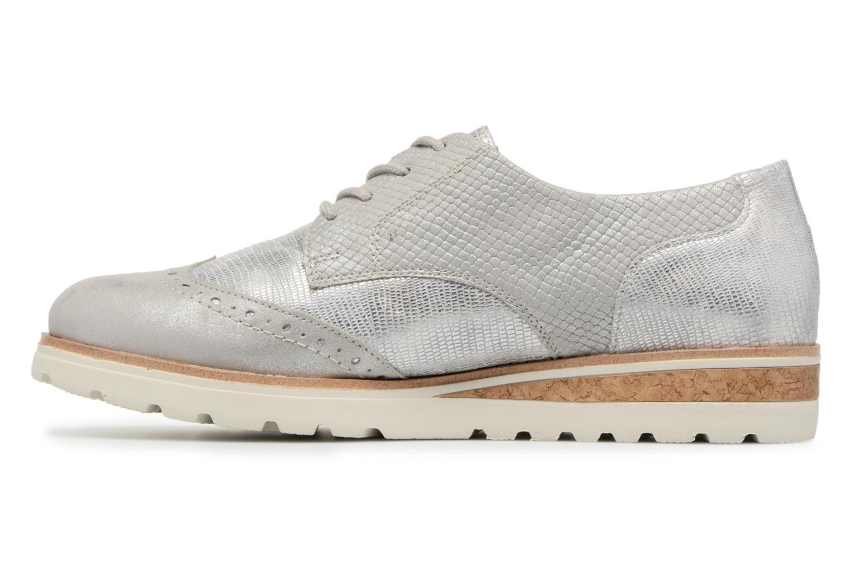 Chaussures à lacets Remonte Nearra R1912 Gris vue face
