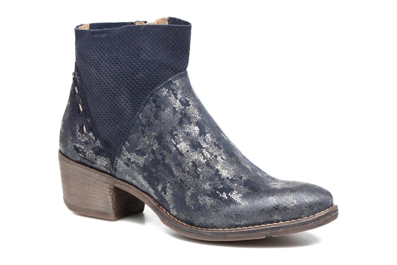 Zapatos promocionales Khrio Boceko / vegas prussia (Azul) - Botines    Los últimos zapatos de descuento para hombres y mujeres