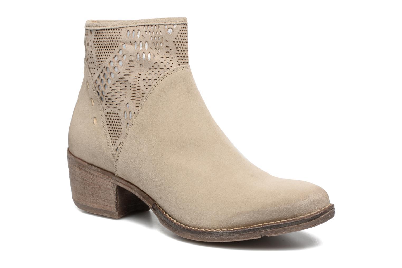 Grandes descuentos últimos zapatos Khrio Caloda / saio sand (Beige) - Botines  Descuento
