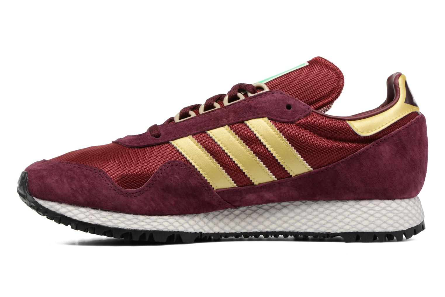 Lidevi/Borcol/Ormat Adidas Originals New York (Bordeaux)