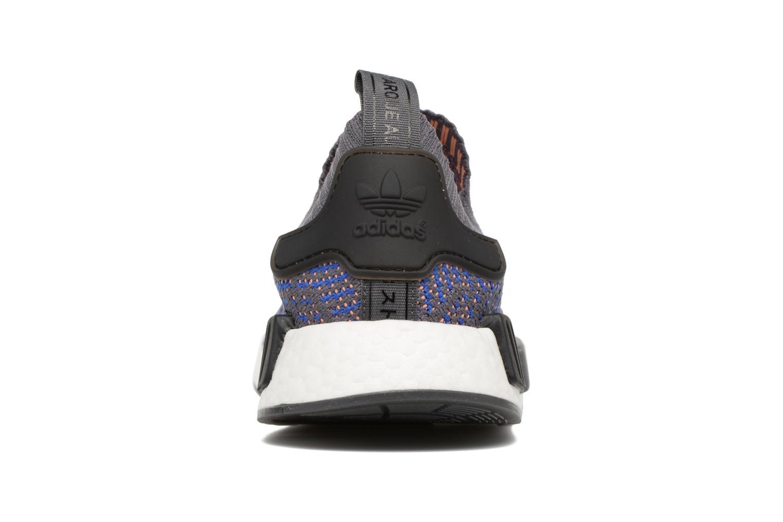 Baskets Adidas Originals Nmd_R1 Stlt Pk Bleu vue droite