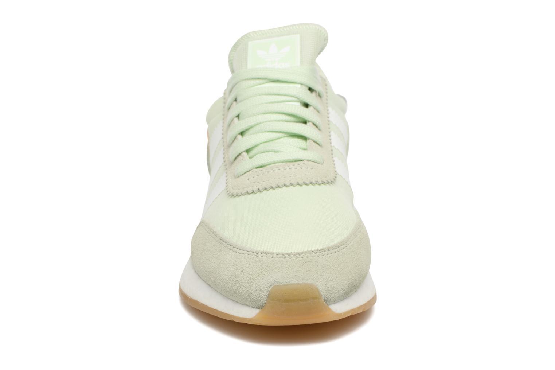 Baskets Adidas Originals I-5923 W Vert vue portées chaussures