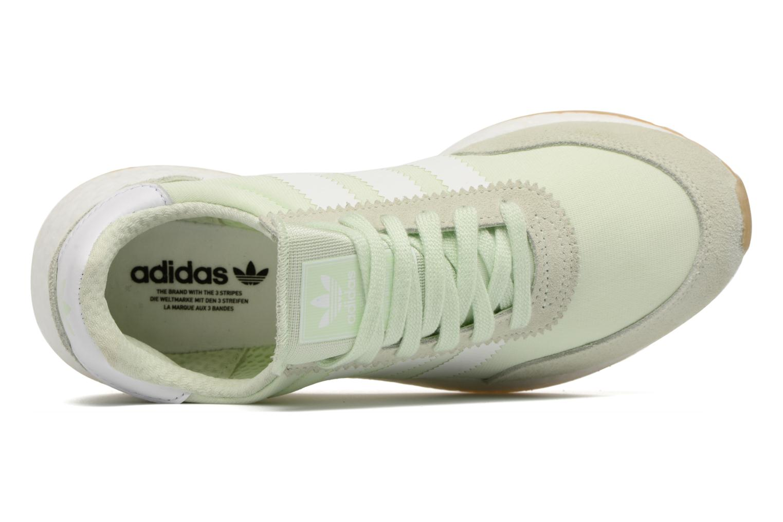 Baskets Adidas Originals I-5923 W Vert vue gauche