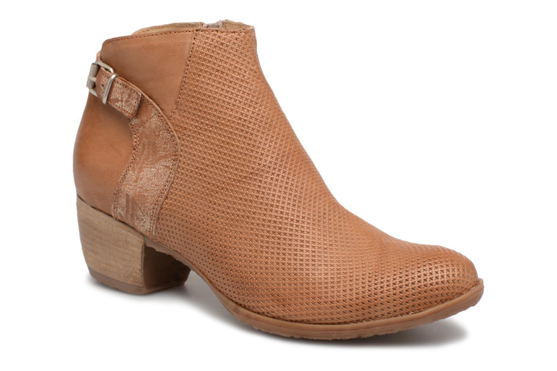 Khrio Laura (Marron) - Bottines et boots chez Sarenza (323048)