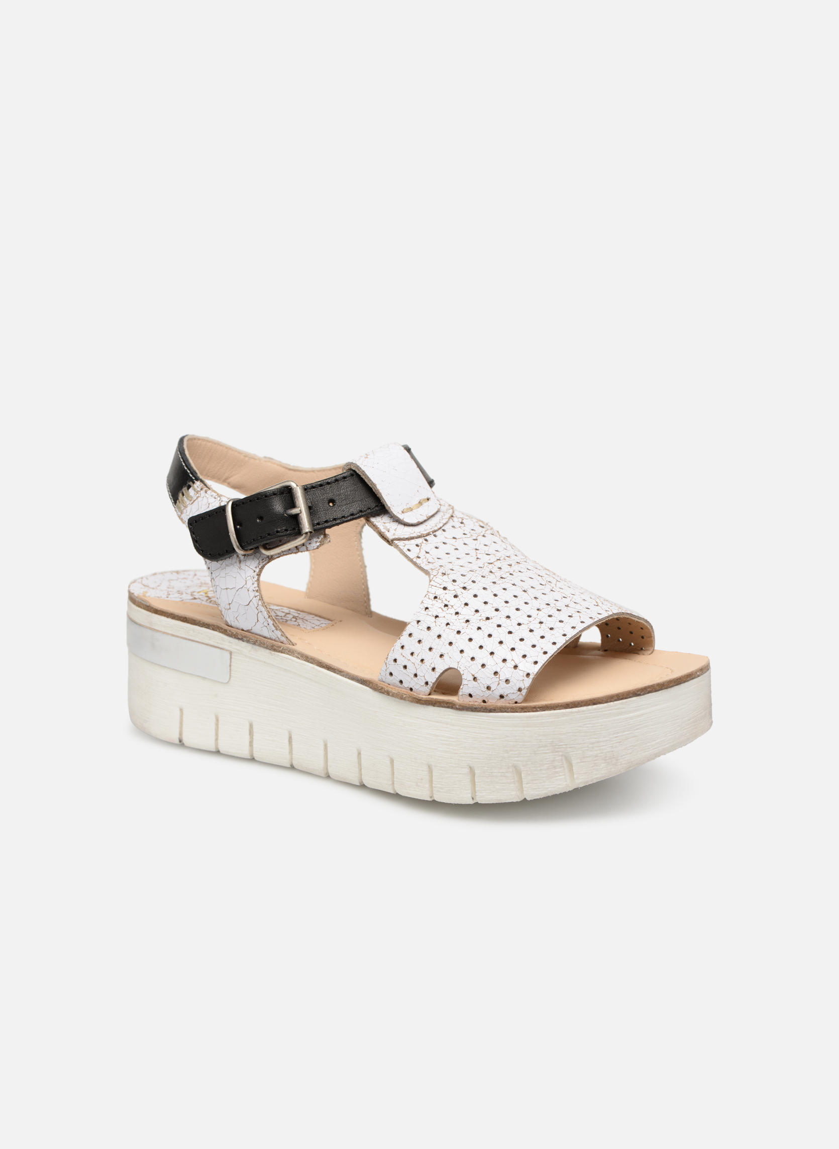 Nuevos zapatos para hombres y mujeres, descuento por tiempo limitado Khrio Sonia (Blanco) - Sandalias en Más cómodo