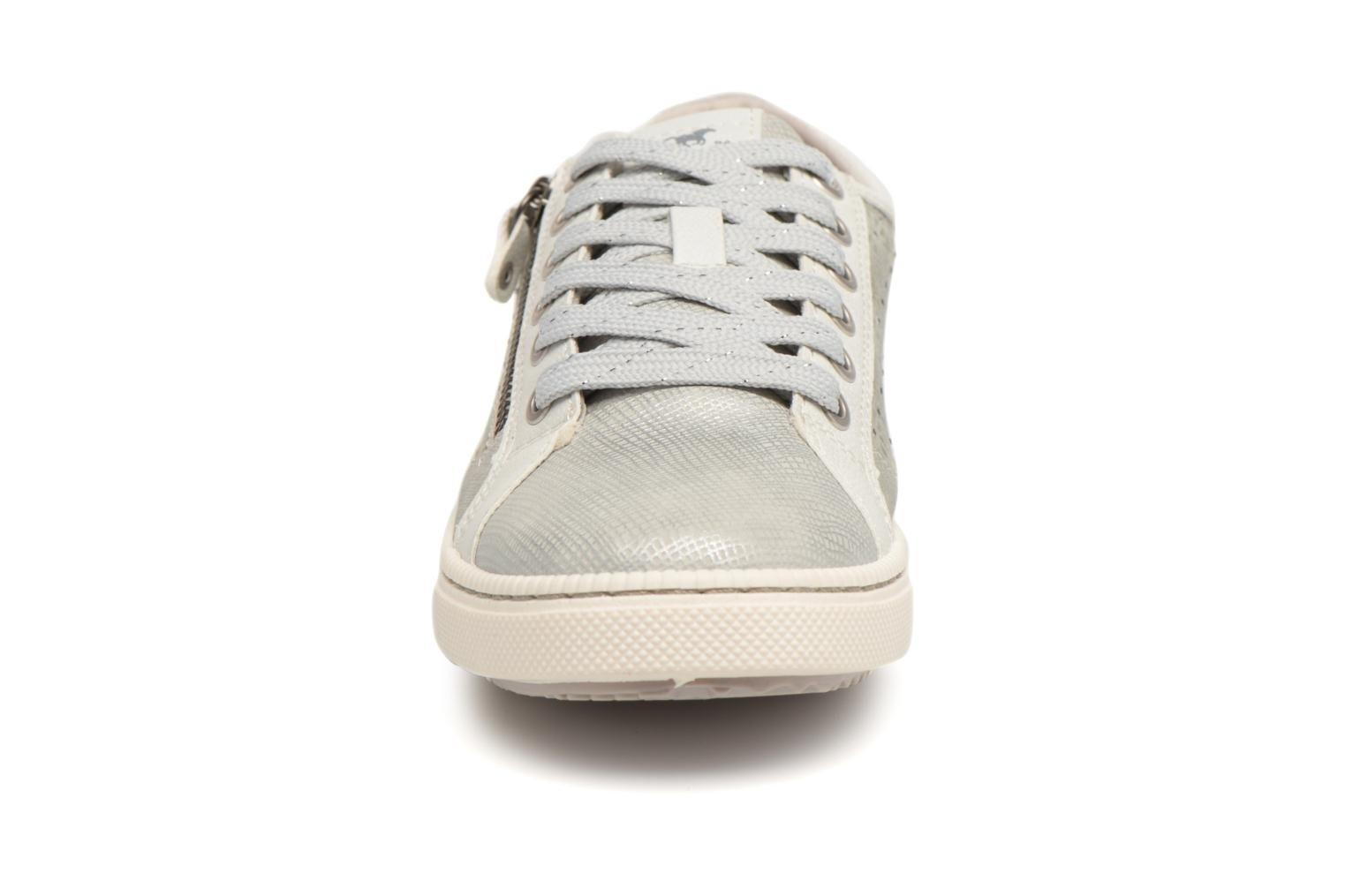 Argent Mustang shoes Tara (Gris)