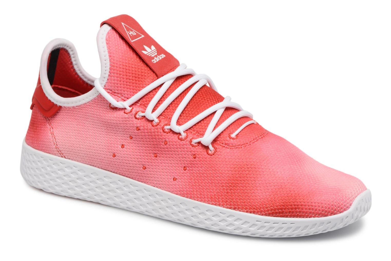 980f5542260ed Ecarla Ftwbla Ftwbla Adidas Originals Pharrell Williams Hu Holi Tennis Hu  (Rouge)