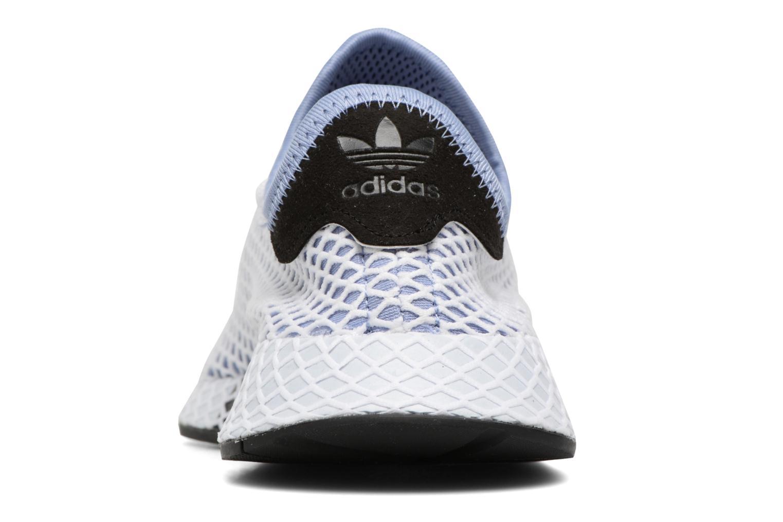 Adidas Originals Deerupt Runner W Blauw Kopen Goedkope Winkel uMCZ40