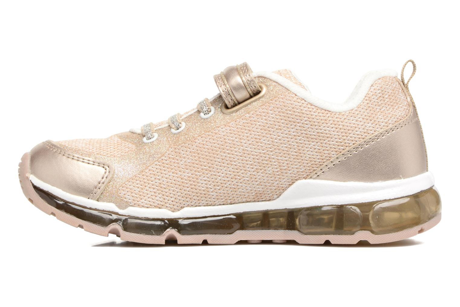 Sneakers Geox J Android G. B J8245B Rosa immagine frontale