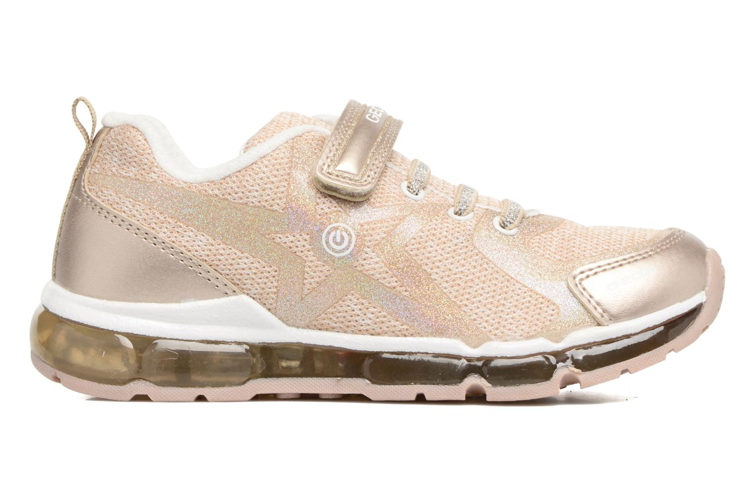 Sneakers Geox J Android G. B J8245B Rosa immagine posteriore
