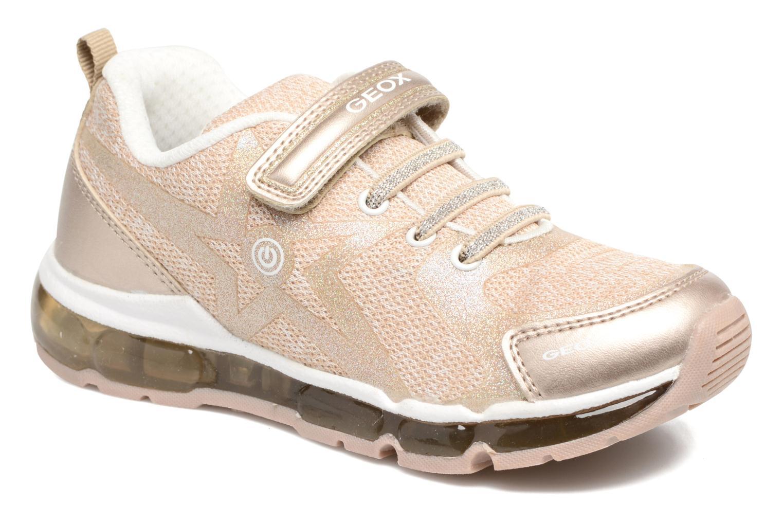 Sneakers Geox J Android G. B J8245B Rosa vedi dettaglio/paio