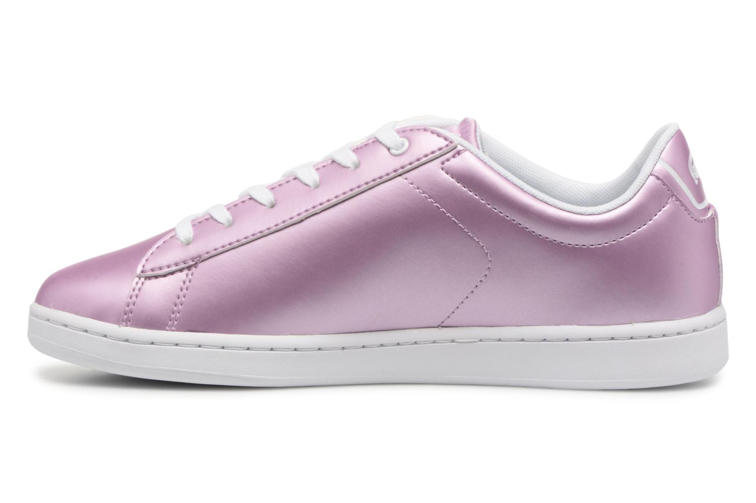 LT PURP/WHT Lacoste CARNABY EVO 218 1 (Violet)