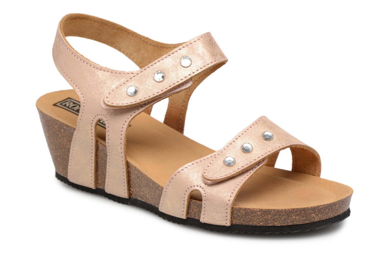 Zapatos promocionales Rondinaud Turia (Oro y bronce) - Sandalias   Casual salvaje