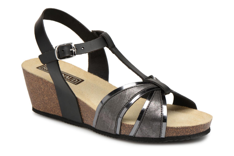 Zapatos promocionales Rondinaud Valira (Negro) - Sandalias   Venta de liquidación de temporada