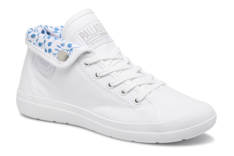 Grandes descuentos últimos zapatos Palladium Aventure (Blanco) - Deportivas Descuento