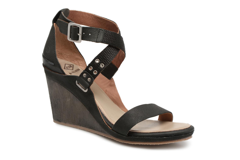 Zapatos de mujer baratos zapatos de mujer P-L-D-M By Palladium Ficaria Nat (Negro) - Sandalias en Más cómodo