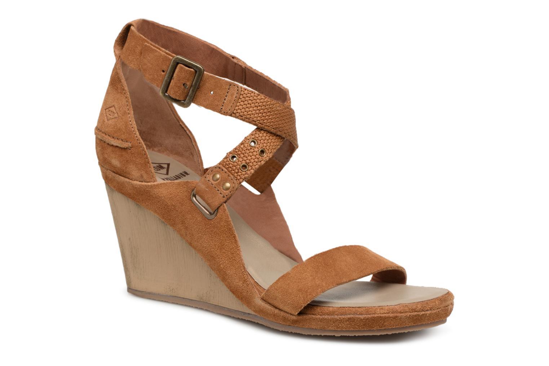 Grandes descuentos últimos zapatos P-L-D-M By Palladium Ficaria Sud (Marrón) - Sandalias Descuento