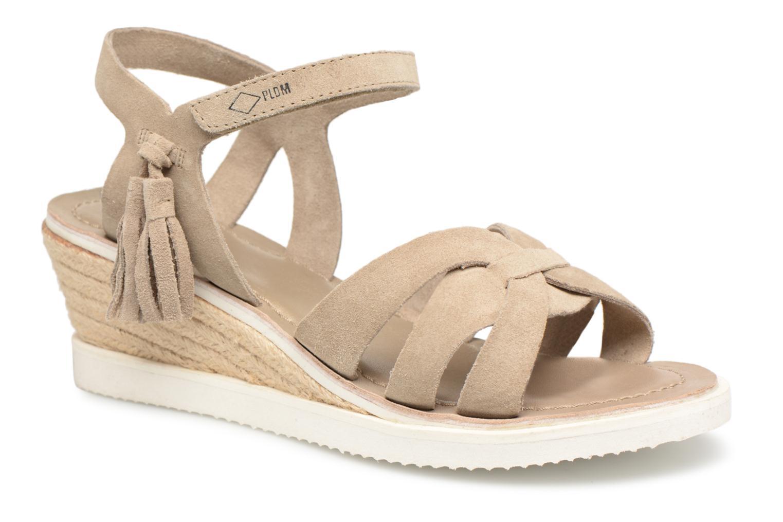 Zapatos promocionales P-L-D-M By Palladium Plumea Sud (Verde) - Alpargatas   Zapatos de mujer baratos zapatos de mujer